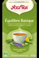 Yogi Tea Tisane Ayurvédique Bien-être Intestinal Bio 17 Sachets/2g à Chelles