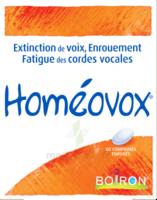 Boiron Homéovox Comprimés à Chelles