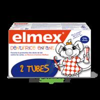 Elmex Duo Dentifrice Enfant, Tube 50 Ml X 2 à Chelles