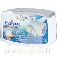 Micropore Sparadrap Microporeux 25mmx5m DÉvidoir à Chelles
