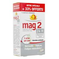 Mag 2 24h Comprimés Lp Nervosité Et Fatigue B/45+15 Offert à Chelles