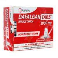 Dafalgantabs 1 G Cpr Pell Plq/8 à Chelles