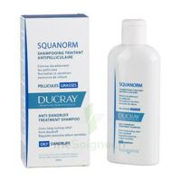 Ducray Squanorm Shampooing Pellicule Grasse 200ml à Chelles