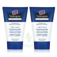Neutrogena Crème Mains Hydratante Concentrée 2t/50ml à Chelles
