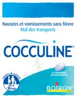 Boiron Cocculine Comprimés Orodispersibles B/40 à Chelles